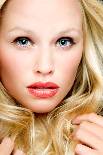 Blonde Hair Coloring - Whiplash