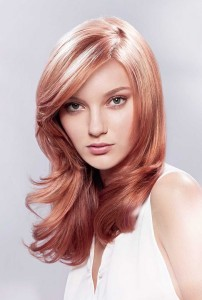 Courtesy of Wella Illumina Natural highlighting