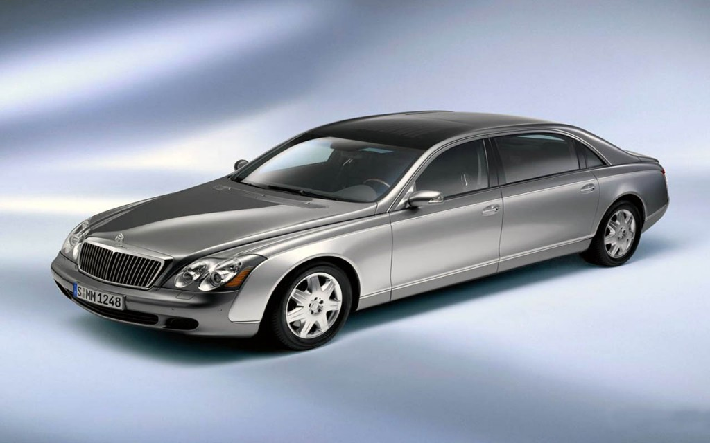 Owner, Kimberly Acworth sat in this Maybach June 14 2014