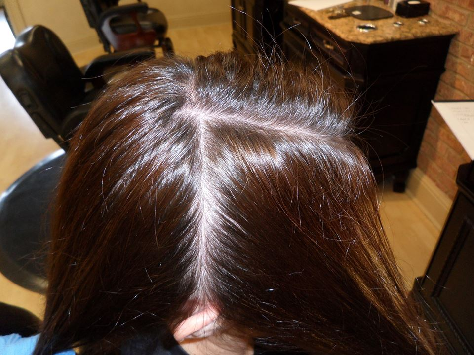 Hair Thinning Or Illusion Indulge Salon York Pa
