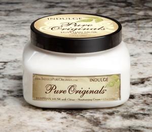 Indulge Pure Originals Egyptian Musk body cream