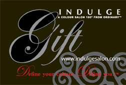 Indulge Salon gift cards