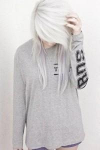 Want white hair, amethyst, smoky greys,  grey hair at Indulge Salon York Pa?