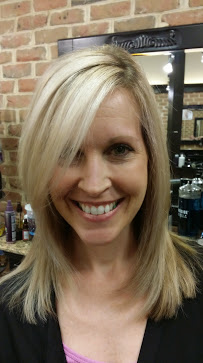 AFTER Holly Walker for Indulge Salon - tried the new Smokey Amehtys