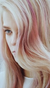 New pink rosewood accents at Indulge Salon York Pa