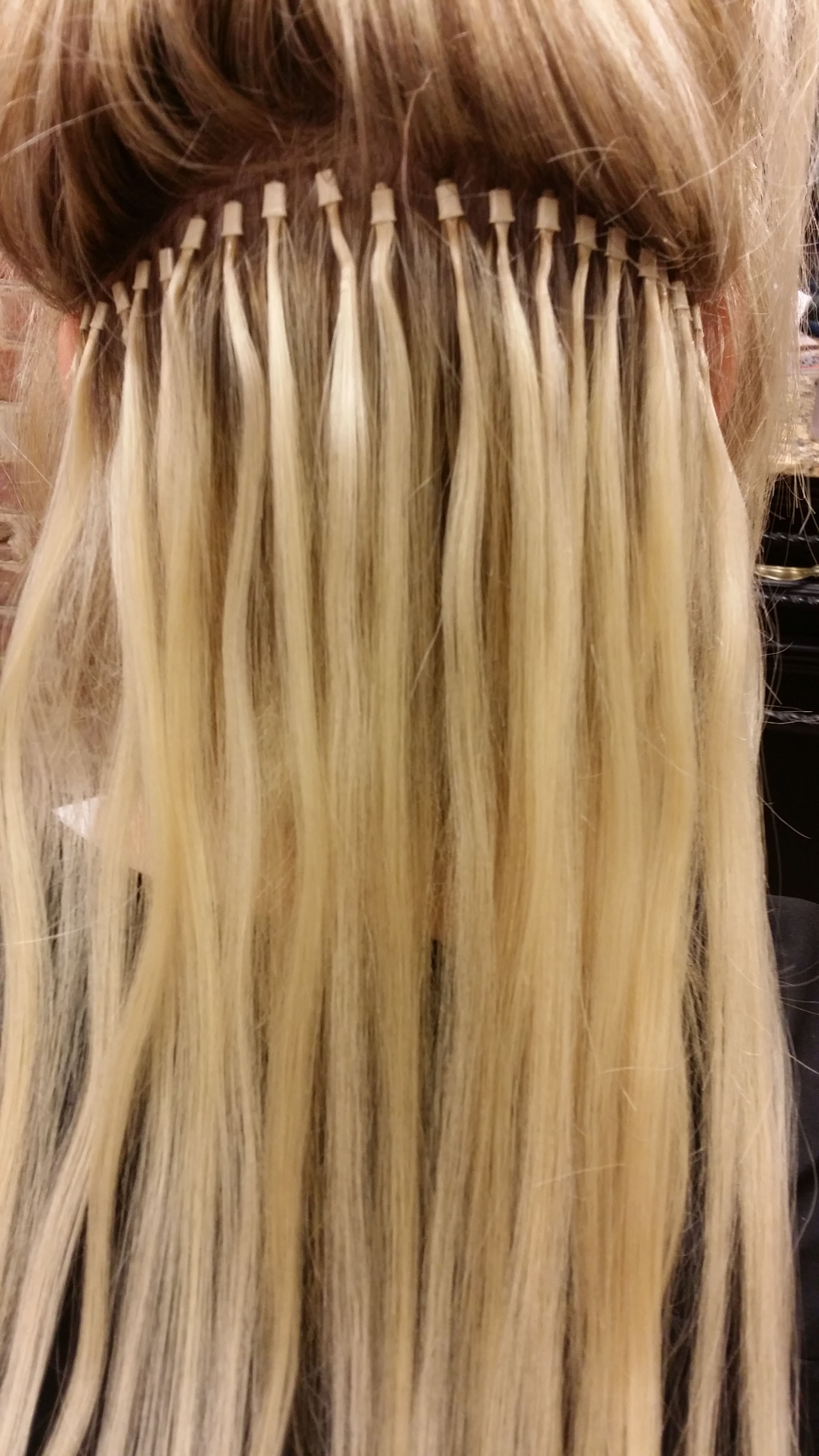 Dream Catchers hair extensions cylinder