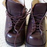 Carson McCord custom built shoes