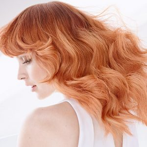 Indulge Salon York Pa, wella matte red with blush