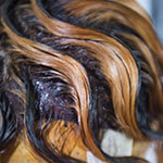 Optical Illusions contouring color for hair
