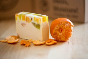 Citrus bliss Soap
