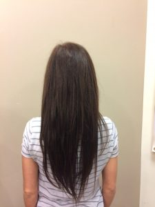 AFTER Back length