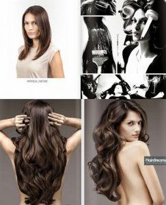 Hairdreams model